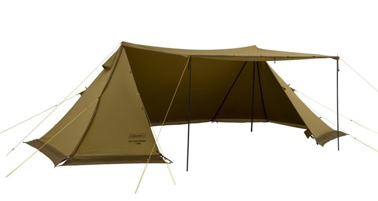 コールマン アルペンアウトドアーズ限定 VC2ポールシェルター 2000038562 キャンプ スクリーンテント Coleman